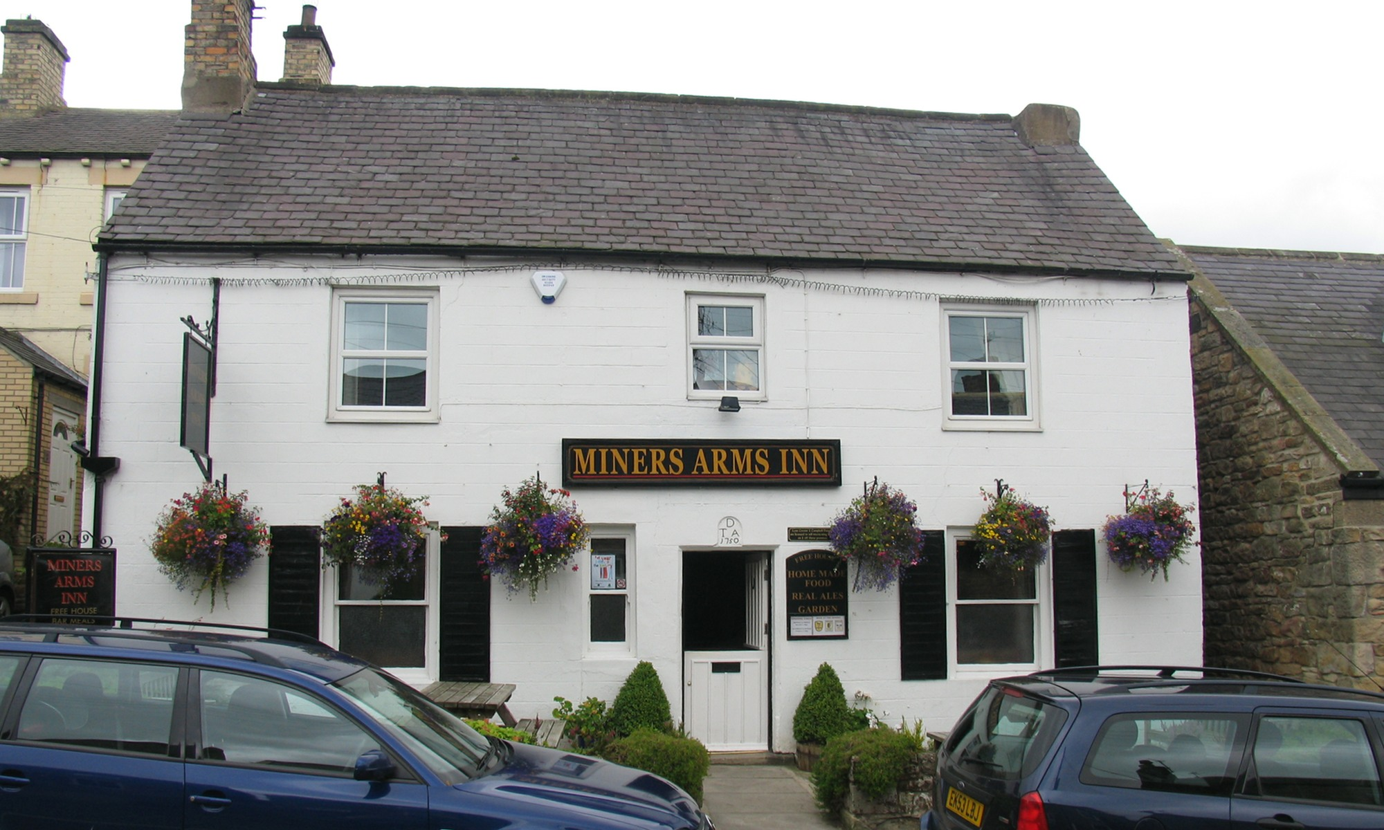 Hexham and District Darts League